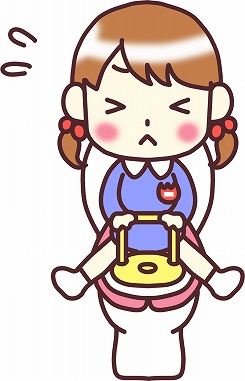 トイレトレーニングで便秘になるー3日目~6日目