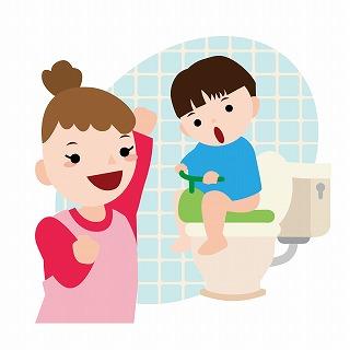 トイレトレーニング再開&困った状態